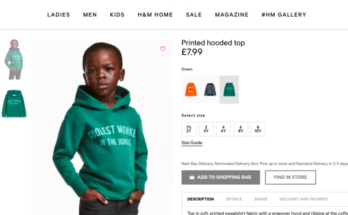H&M Poses Black Child Model In 'Monkey' Sweatshirt, Faces Fury On Social Media