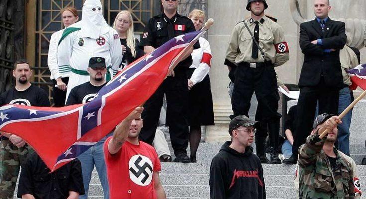 Racists deliver hate propaganda to Columbus neighborhoods