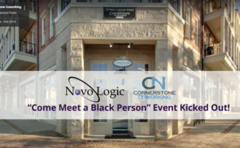 "BREAKING NEWS: ""Come Meet a Black Person"" Event Kicked Out!"