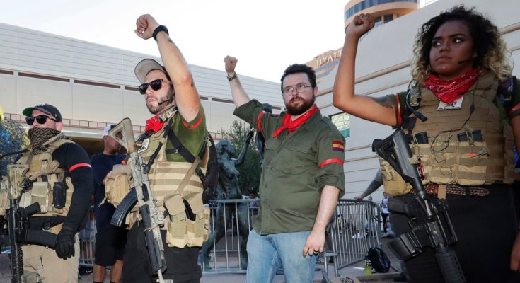The Caucasian Panthers: Meet the Rednecks Armed, Ready and 'Bout That Anti-Racist Life