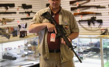Report: White Men Stockpile Guns Because They're Afraid of Black People